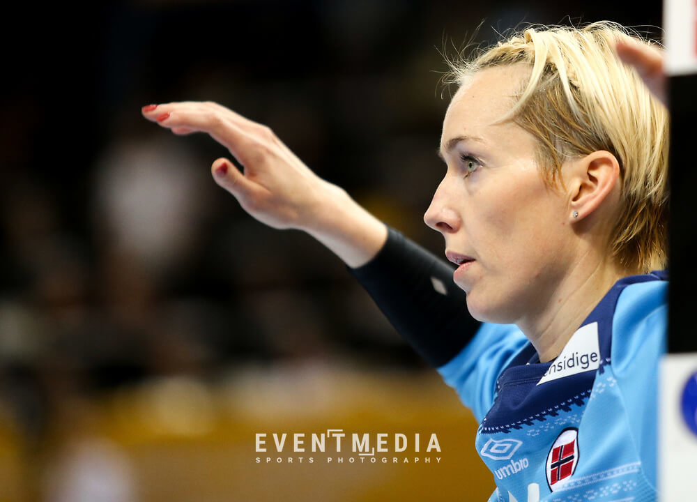 Katrine Lunde: Kun en ting får mig til at...