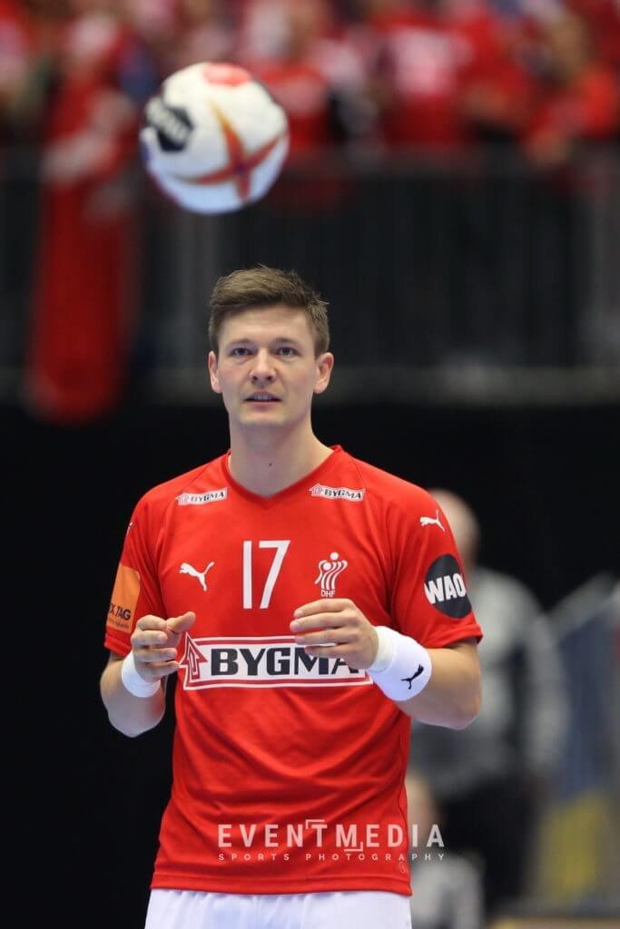 Lasse Svan fra Sigerslev HK til håndboldlandsholdet
