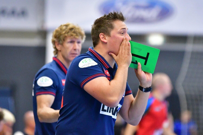 Soenderjyske Vs Kif Kolding Handball Herre Handbold Ligaen 1509