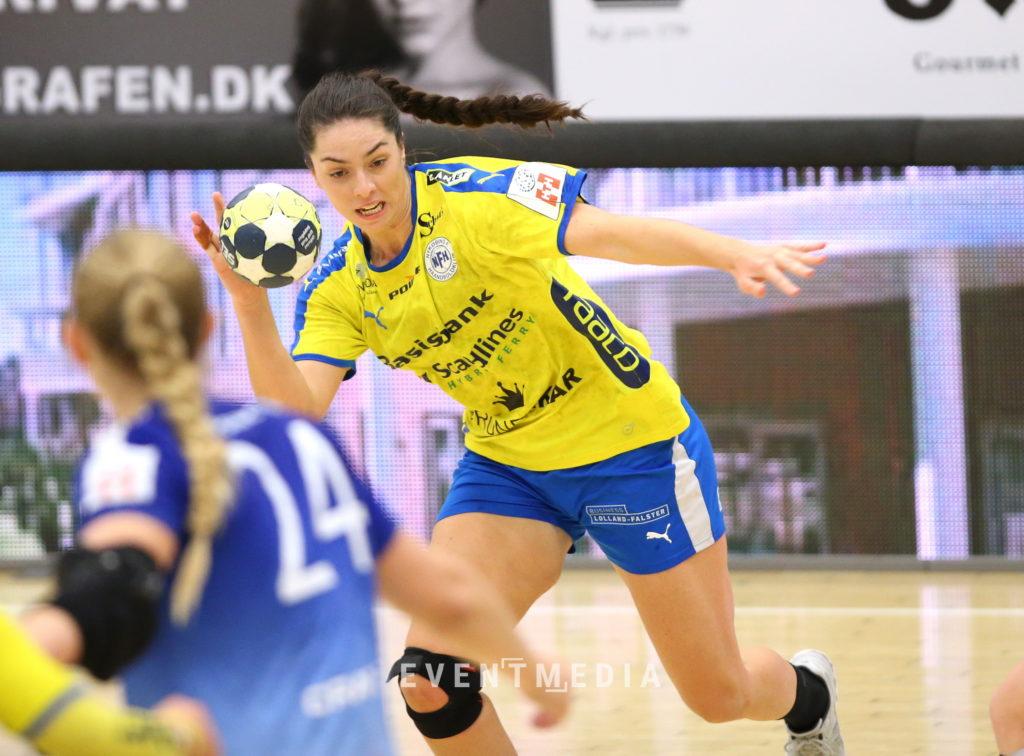 Nykøbing-Falster stiller sig til rådighed i international håndbold