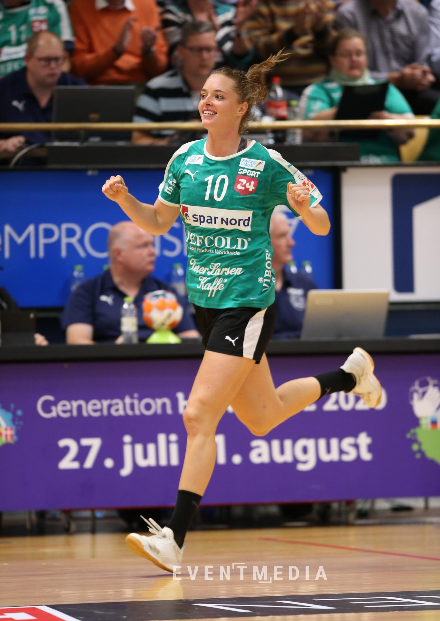 Viborg HK - Herning-Ikast Håndbold i tal