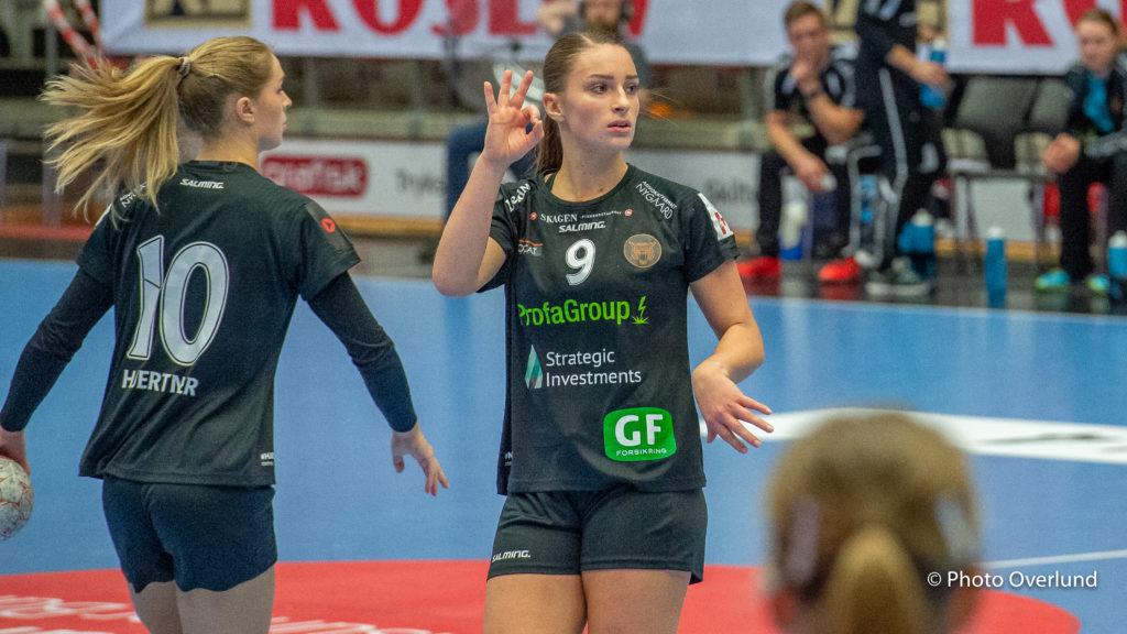 København Håndbold-trio er er udtaget til hollandsk landsholdssamling...
