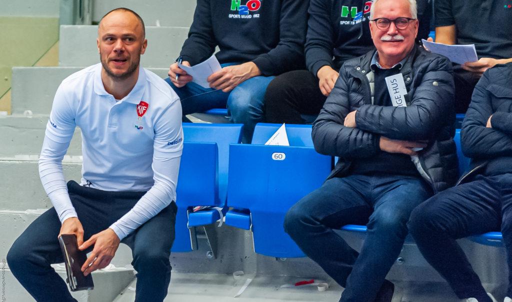 Andreas Toudahl: Vi lykkes ikke med at gøre det...