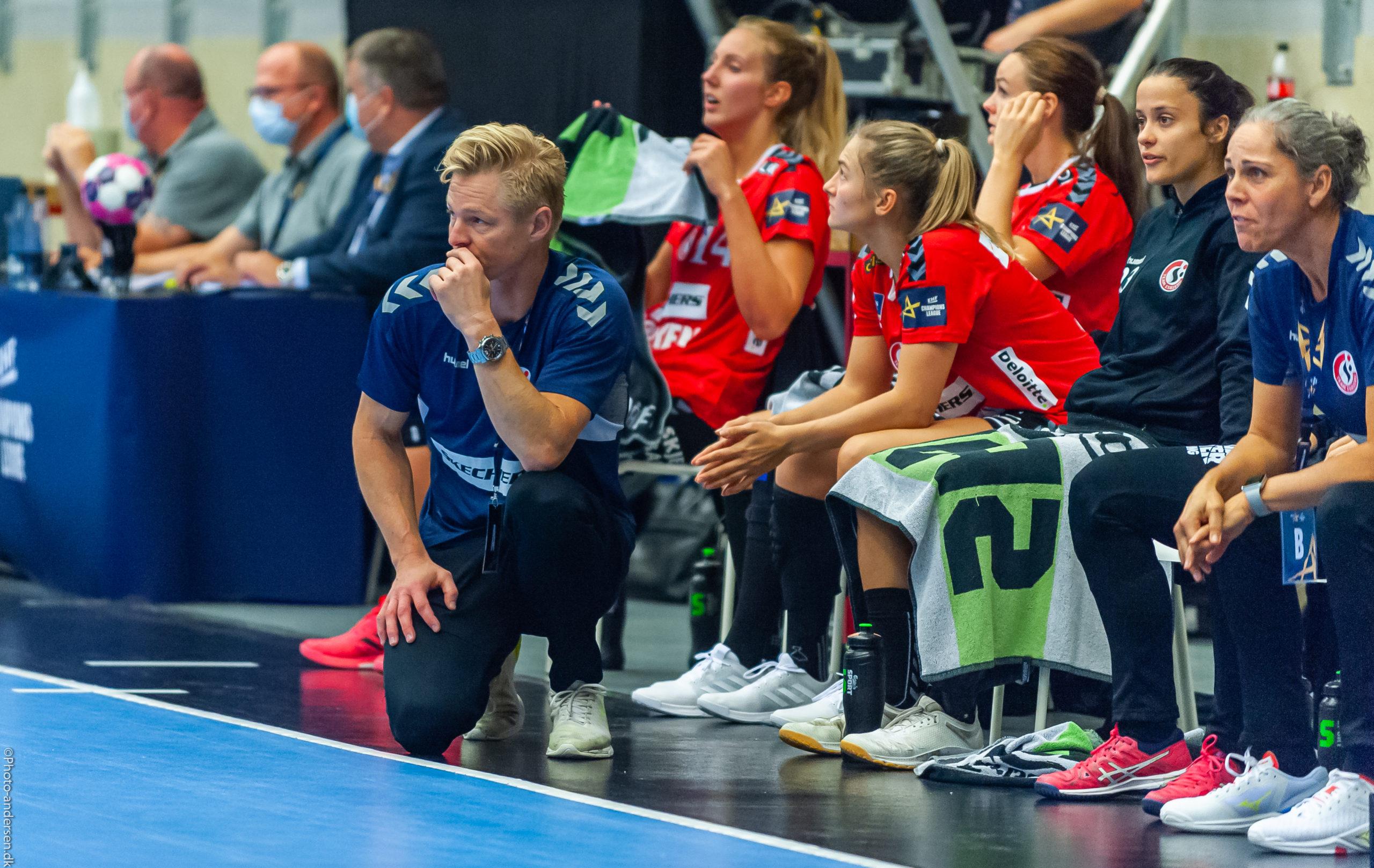 Jesper Jensen før NFH: Vi elsker udfordringer