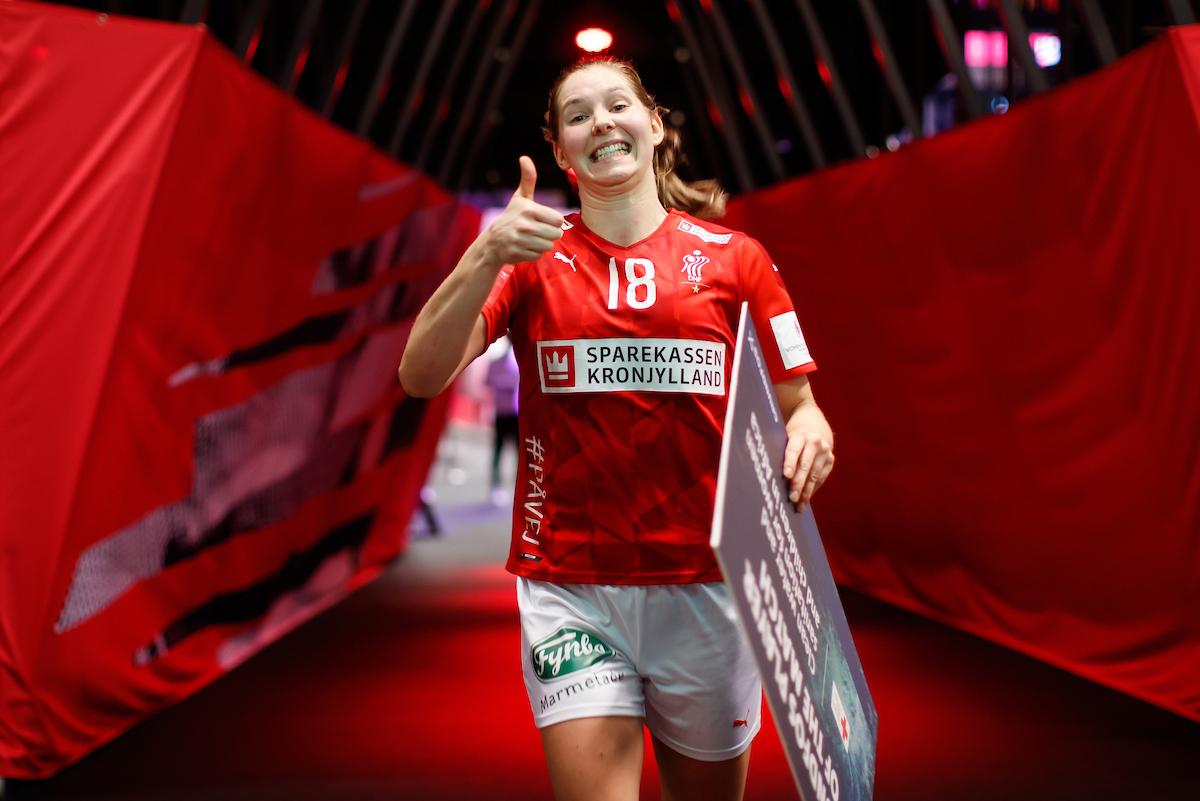 Mette Tranborg er stadig på toppen i Champions...
