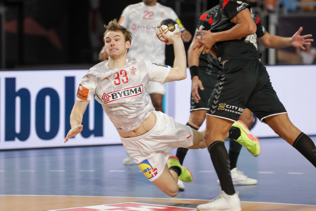 Mathias Gidsel er ikke længere et ungt talent...