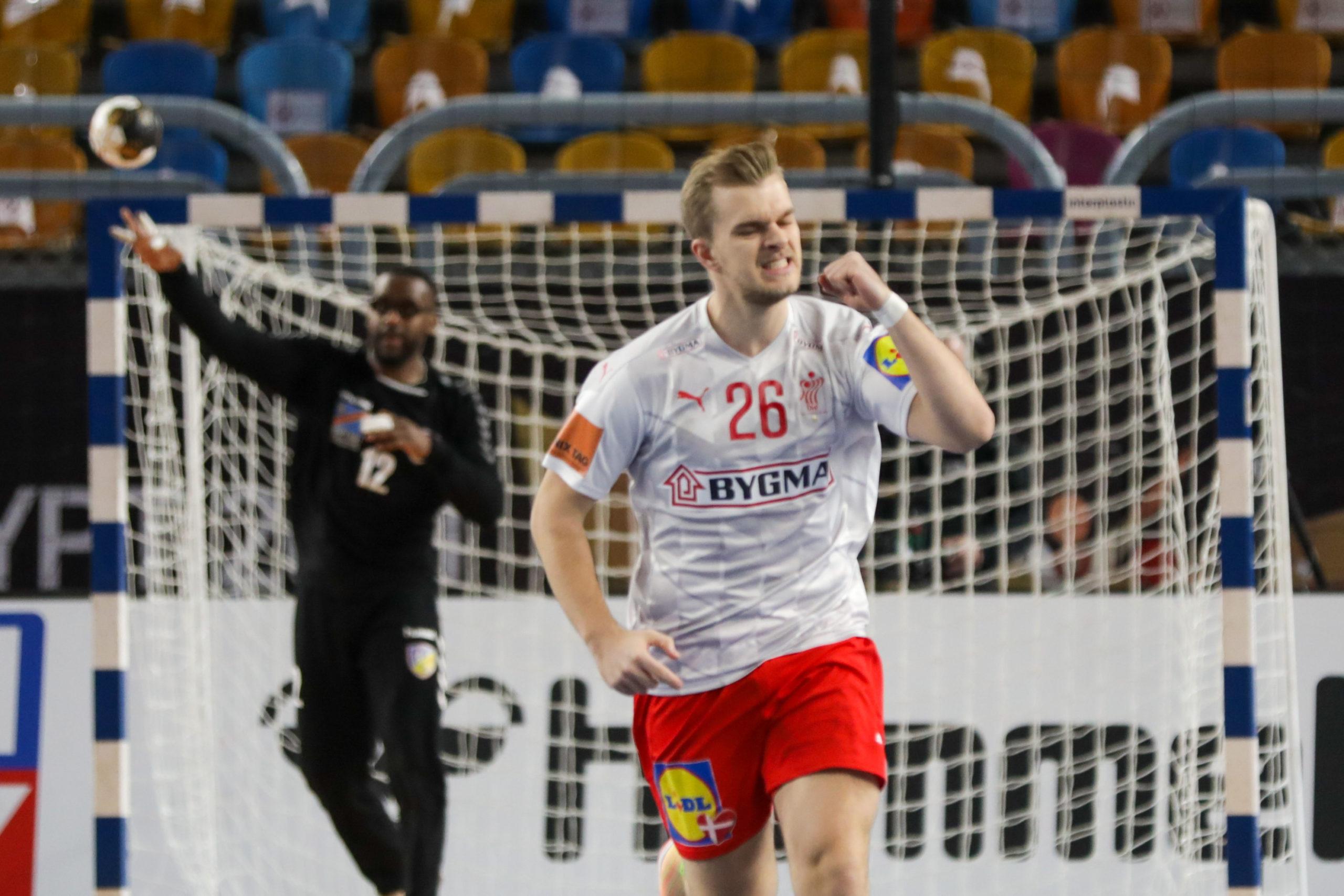 Johan Hansen vil gerne snart spille for mere...