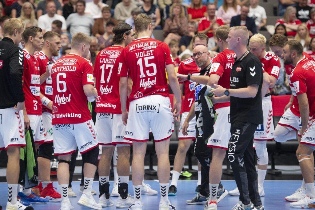 Szeged – Aalborg Håndbold i tal